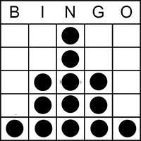 witches hat bingo